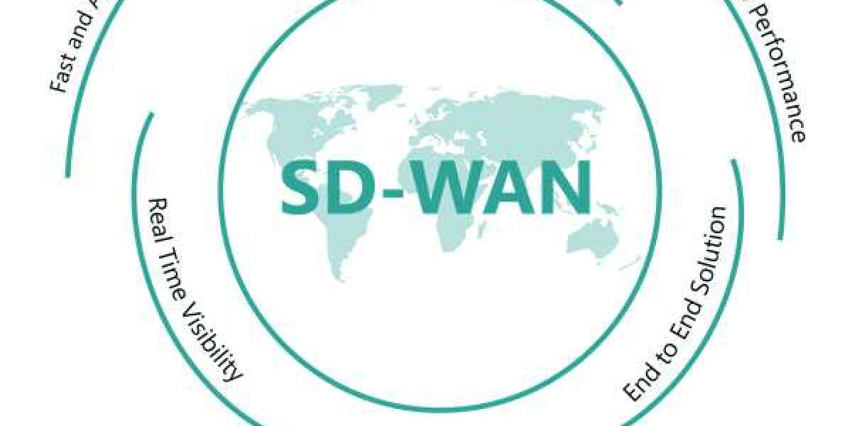 A Brief diagram on SD-WAN Solutions