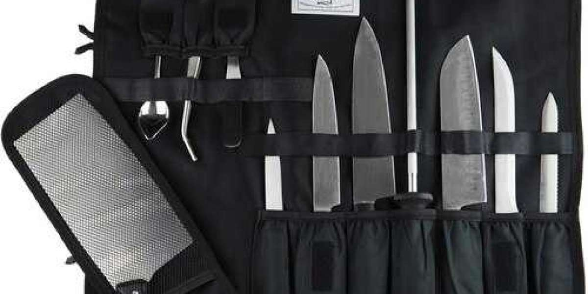 Shop the Knife Carrier at the Chef Sac website.