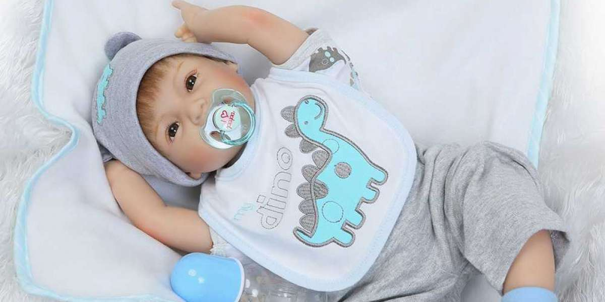 Why purchase Silicone Reborn Babies for sale