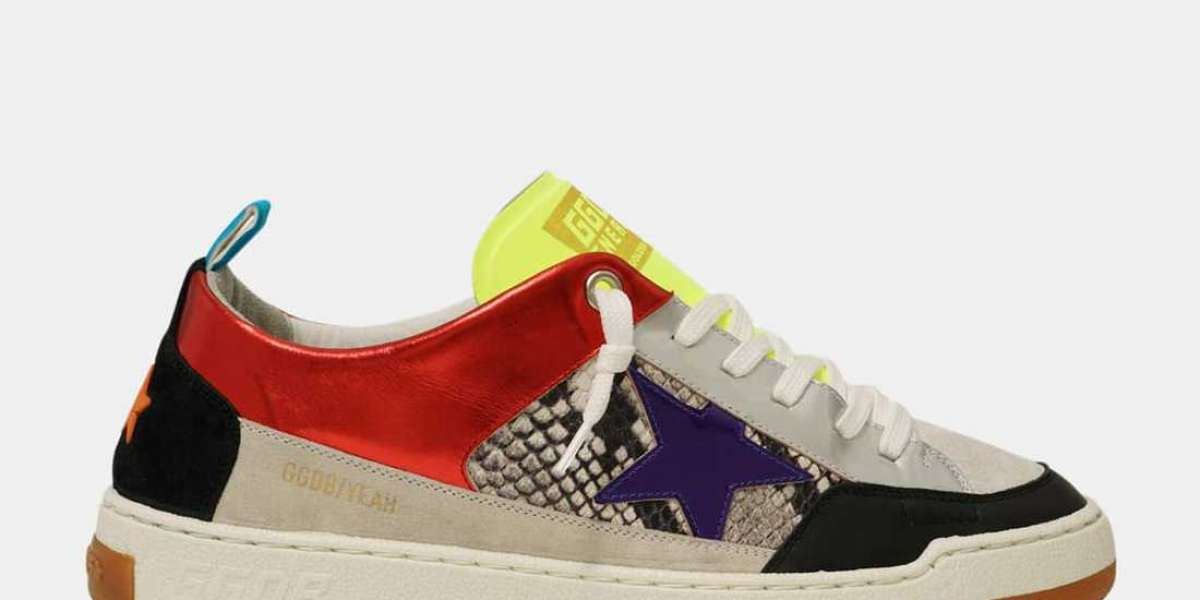 Golden Goose Sneakers Outlet job