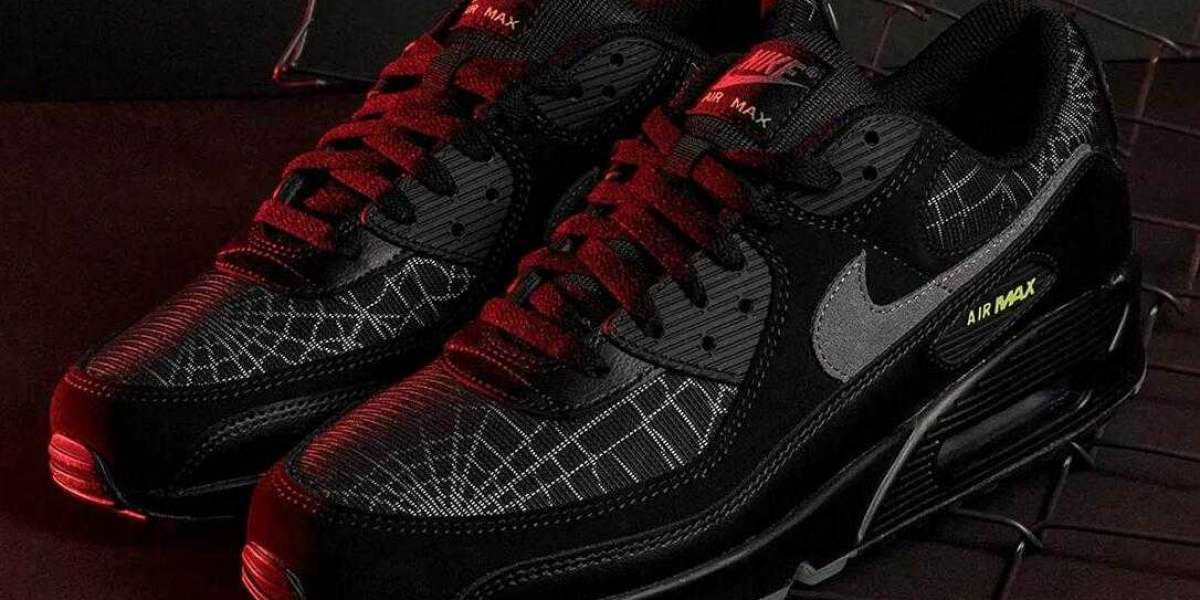 Where to Buy 2020 Latest Nike Air Max 90 Halloween Sneakers ?