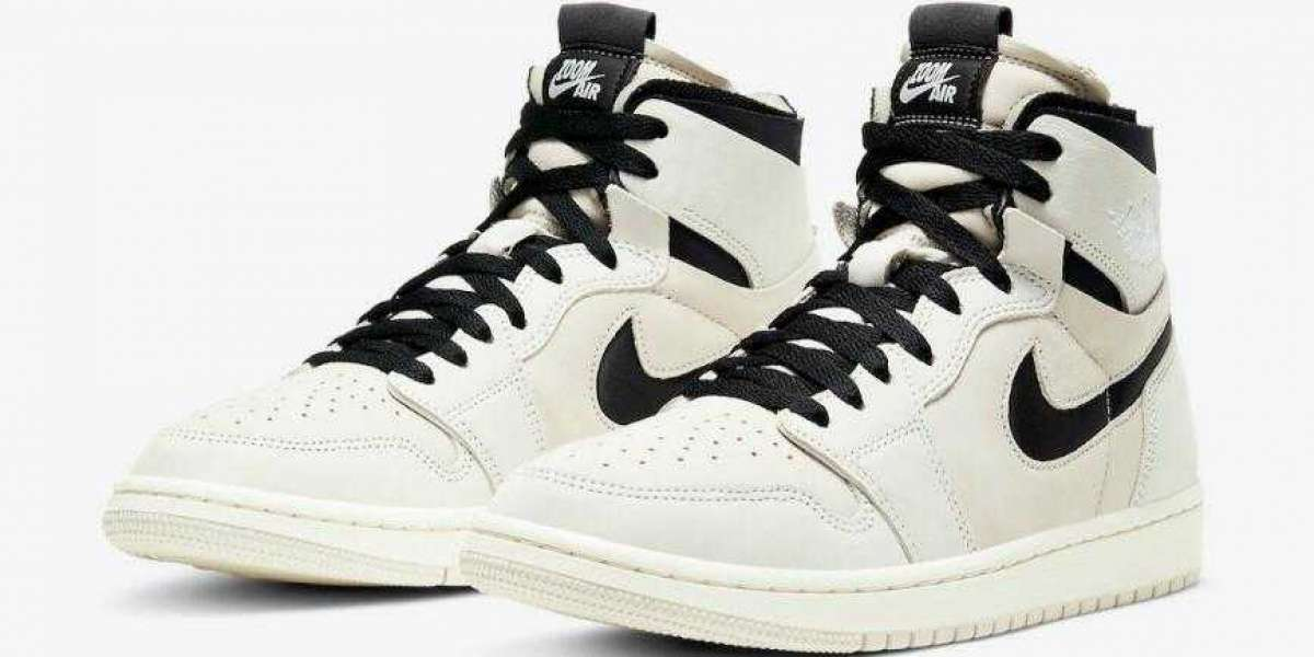 Air Jordan 1 Zoom Comfort Summit White to Debut in December