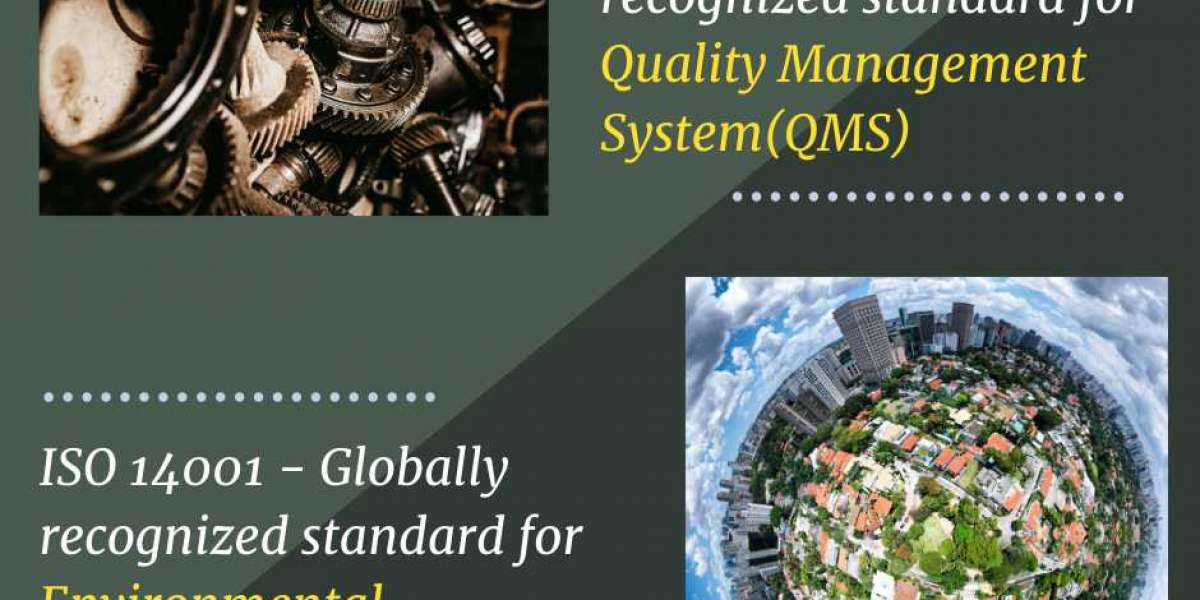 COMPARISION BETWEEN ISO 9001 & ISO 14001