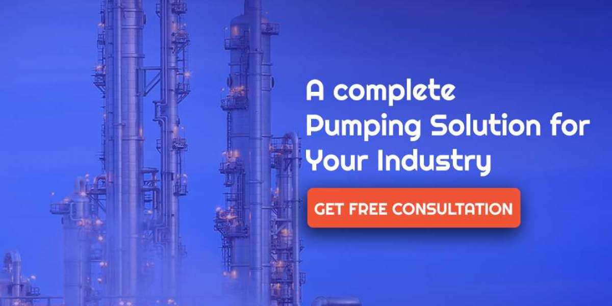 Pump Suppliers Coimbatore - Upcoming Trends On Industrial Pumps Market