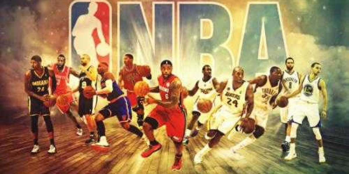 Which lets you create and personalize a NBA player