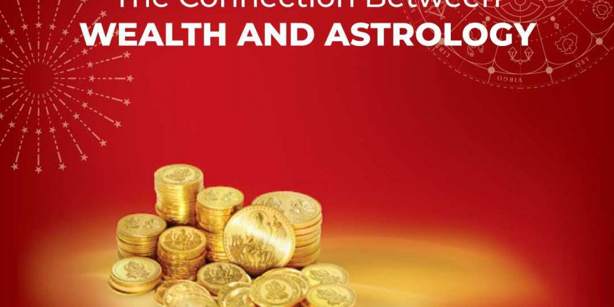 THE CONNECTION BETWEEN WEALTH AND ASTROLOGY