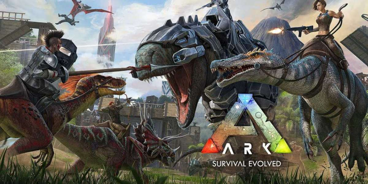 Revealed A New Map For The Ark Survival Evolved
