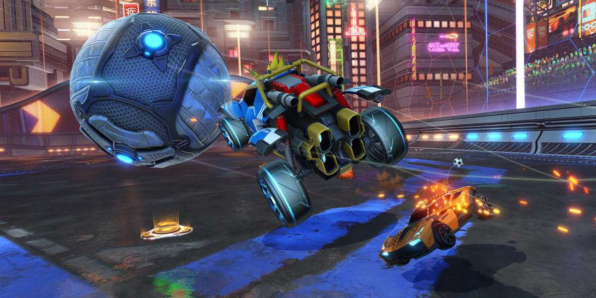 Rocket League Prices on its Formula 1 fan pack