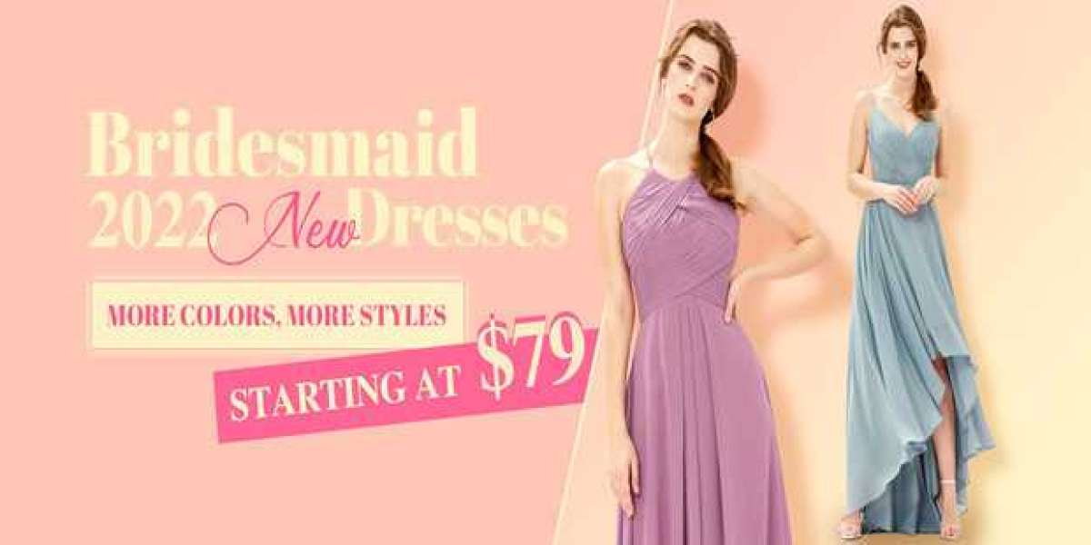 Bridesmaid Necklines To Flatter The Less Well-Endowed!